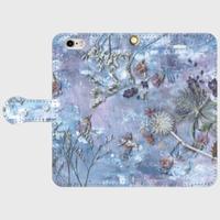 dry flower 02 iPhone case