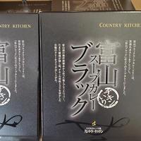 富山ブラックスープカレー(チキンいり)  【180g箱入 常温発送】小さなカレー工房カントリーキッチン