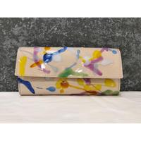 macromauro NUME paint wallet long