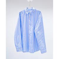 dessin de mode / Stripe Shirt