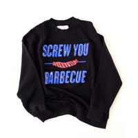 HENRIK VIBSKOV / SCREW U BBQ SWEAT