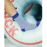 HENRIK VIBSKOV / Stuck Flag Rib Socks