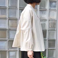 27W マイクロシャツコール スタンドシャツ<18308-SH >