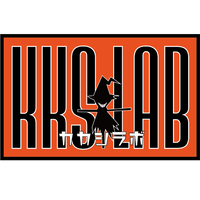 KKSLABステッカー(小)