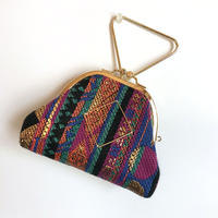 Triangle Handle Mini Bag / 1831