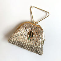 Triangle Handle Mini Bag / 2033
