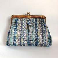 Bamboo Clutch Bag  / 1525