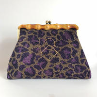 Bamboo Clutch Bag / 2052