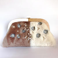 By Color Clutch Bag  / 2082