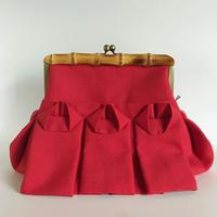 Bamboo Clutch Bag / 2049