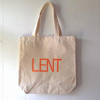 LENT / RETURN bag
