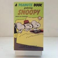 A PEANUTS BOOK featuring SNOOPY 15