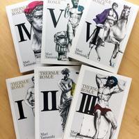 残り1セット!テルマエ ロマエ 【イタリア語版】全6巻セット
