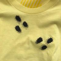 """Cheetah ""  T-Shirts  (Lemon)with Limited box"