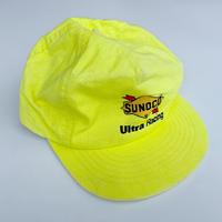 Sunoco snapback cap / スノコ ロゴキャップ