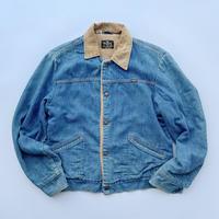 70's Maverick denim boa jacket / 70年代 マーベリック デニムボアジャケット