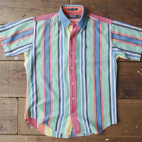 Polo cotton stripe shirt