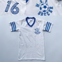 80's M.Q.P soccer tee / 80年代 サッカー プリントTシャツ