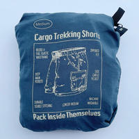 Cargo trekking shorts