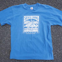 80's Silver lining seafood tee
