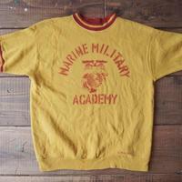 70's Creslan casual S/S sweat shirt