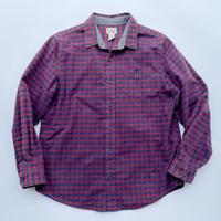 L.L.Bean chamois check shirt / エルエルビーン コットン シャモアクロスチェックシャツ