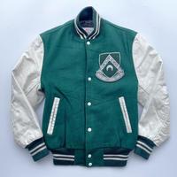 Crescent school varsity jacket / クレッセントスクール スタジャン