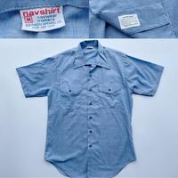 70's Chambray s/s shirt