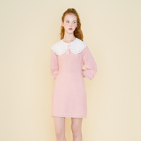 margarin fingers / marchen collar one-piece