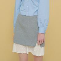 「Margarin fingers」broderie anglaise skirt