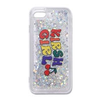 KIRSH GLITTER RAINBOW PHONE CASE IH