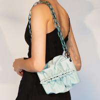 SAMO ONDOH / 20° Bun Bag(S) - aqua mint