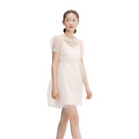 margarin fingers / tullip organza one-piece