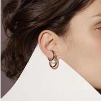 Twist earrings ツイストピアス