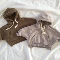 Hooded hoodie