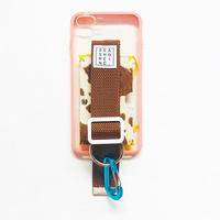 for iPhone【 bumper】 pink