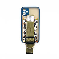 for iPhone【bumper】 NAVY