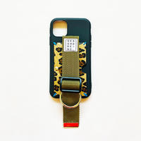 for iPhone【 wood 】black