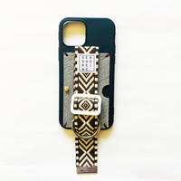 for iPhone【 fabric 】black