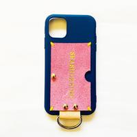 for iPhone【 no belt 】navy