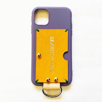for iPhone【 no belt 】purple