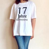 韓国ファッション Tシャツ シンプルデザイン No.17  Tシャツ レディース / ホワイト