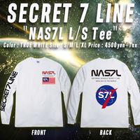 NAS7L ロンT WHITE