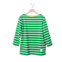 BOWBOW T-shirts [ Green&yellow race ]