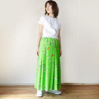 Pleats Skirt  UME [ Green ]
