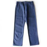 Straight Pants SAKANA Denim  [Blue]