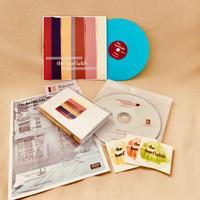 The Beefields「Gokomachi Ep」カセット、CD-R、ダウンロードコード+TOYレコード水色