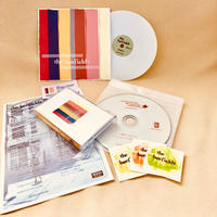 The Beefields「Gokomachi Ep」カセット、CD-R、ダウンロードコード+TOYレコード白