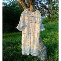 Crocheted Robe (ガウン)