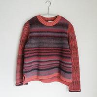 Pink Fish Pullover (ピンク魚のセーター)